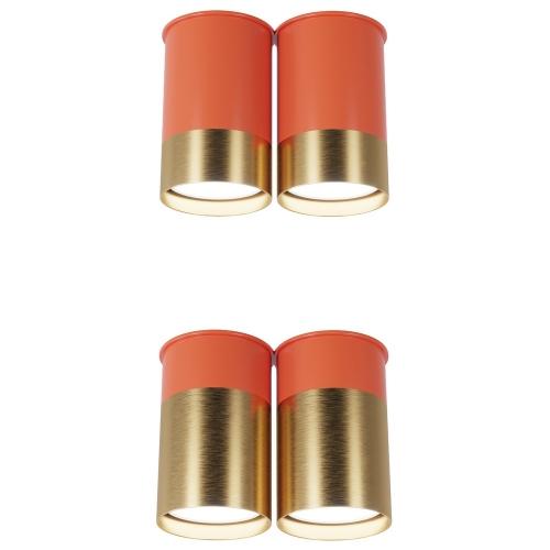 Точечный спот BP двойной Coral Gold 6349