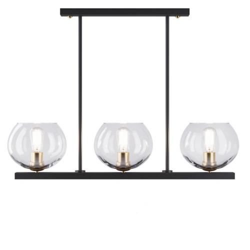 Люстра 3glass R 4634