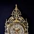 Часы настенные из бронзы — «Готика»
