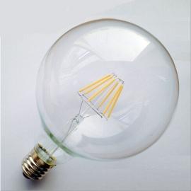 Лампа Едісона G125 LED, 6W 1902