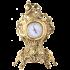 Часы бронзовые настольные - «Прованс»
