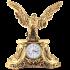 Бронзовые часы для камина — «Орел»