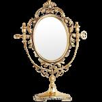 Зеркало в бронзовой раме «Барокко»
