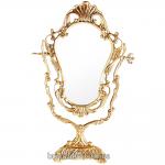 Зеркало в бронзовой раме «Грация»