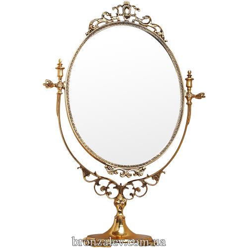 Настольное зеркало в классическом стиле
