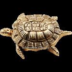 Бронзовая пепельница «Черепаха»
