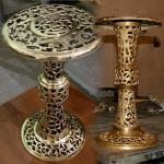 Ремонт и реставрация изделий из бронзы и латуни.