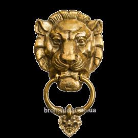 Дверной молоток «Лев» 1 (большой)