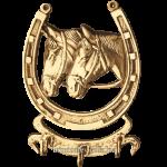 Ключница «Подкова» (рогами вверх)