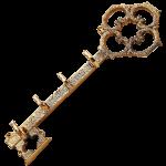 Ключница «Золотой ключ»