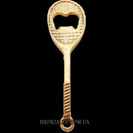Открывалка для бутылок «Теннисная ракетка»