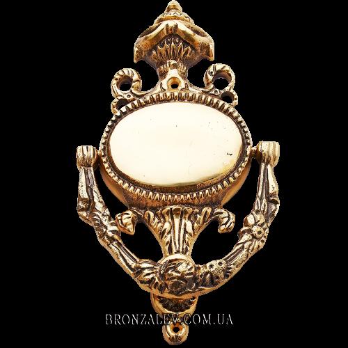 Стучалка на дверь из бронзы — «Кнокер»