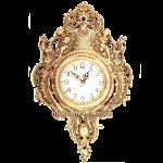 Настенные часы из бронзы «Херувимы»