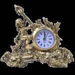 Бронзовые часы «Амурчик»