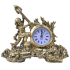 Бронзовые настольные часы «Амурчик»