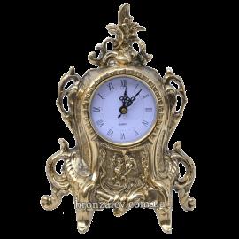 Бронзовые часы «Кабинетные»