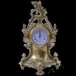 Бронзовые настольные часы «Винтаж»