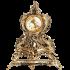 Часы «Каминные» с 2 подсвечниками для 2 свечей