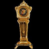 Часы из бронзы (настольные) «Английские»