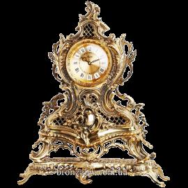 Часы из бронзы «Каминные»