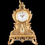 Настольные бронзовые часы для украшения гостиной, спальни или кабинета.