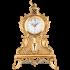 Часы «Ажурные» (мал.) с подсвечниками на 5 свечей