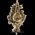 Настенные часы из бронзы «Барокко»
