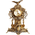 Часы «Хранители времени» с канделябрами «Гречанка»