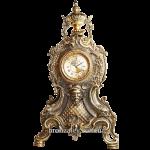 Каминные часы  из бронзы «Владыка морей»