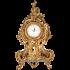 Каминные часы из бронзы — «Рококо»