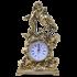 Настольные часы из бронзы «Амур с птицей»