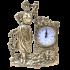 Часы настольные из бронзы «Хуторянка»