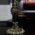 Бронзовый канделябр для 6 свечей - «Венеция»