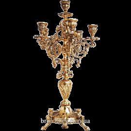 Канделябр «Ажурный» 6 свечей