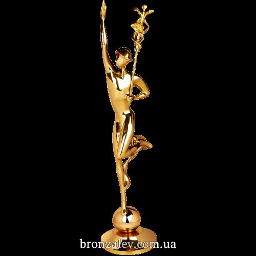 Статуэтка «Меркурий» из бронзы