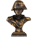 Статуэтка из бронзы «Наполеон»