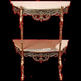 Столик из бронзы «Консольный»