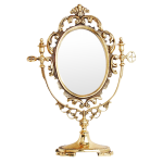 Декоративные зеркала в бронзовом обрамлении