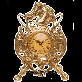 Часы из бронзы «Конь»