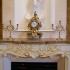 Бронзовый подсвечник для 3 свечей - «Гармония»