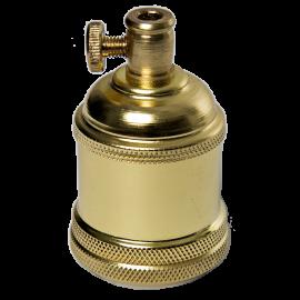 Декоративный патрон, золотий 144