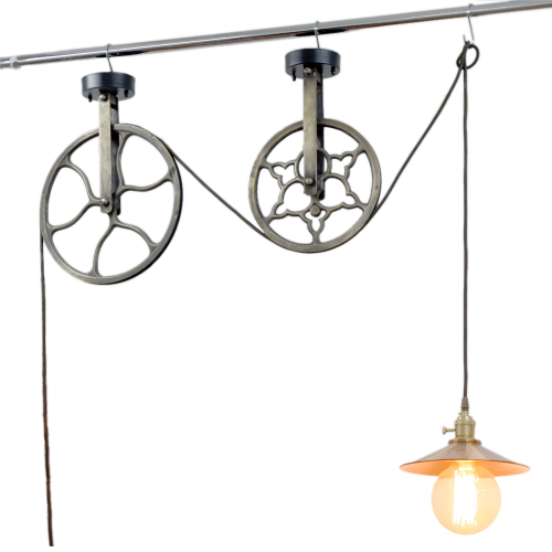 Лампа, 2 колеса 94