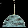 Зелёная патина, латунь +2 700 грн
