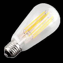 Лампа Эдисона ST64 LED 6W 1780