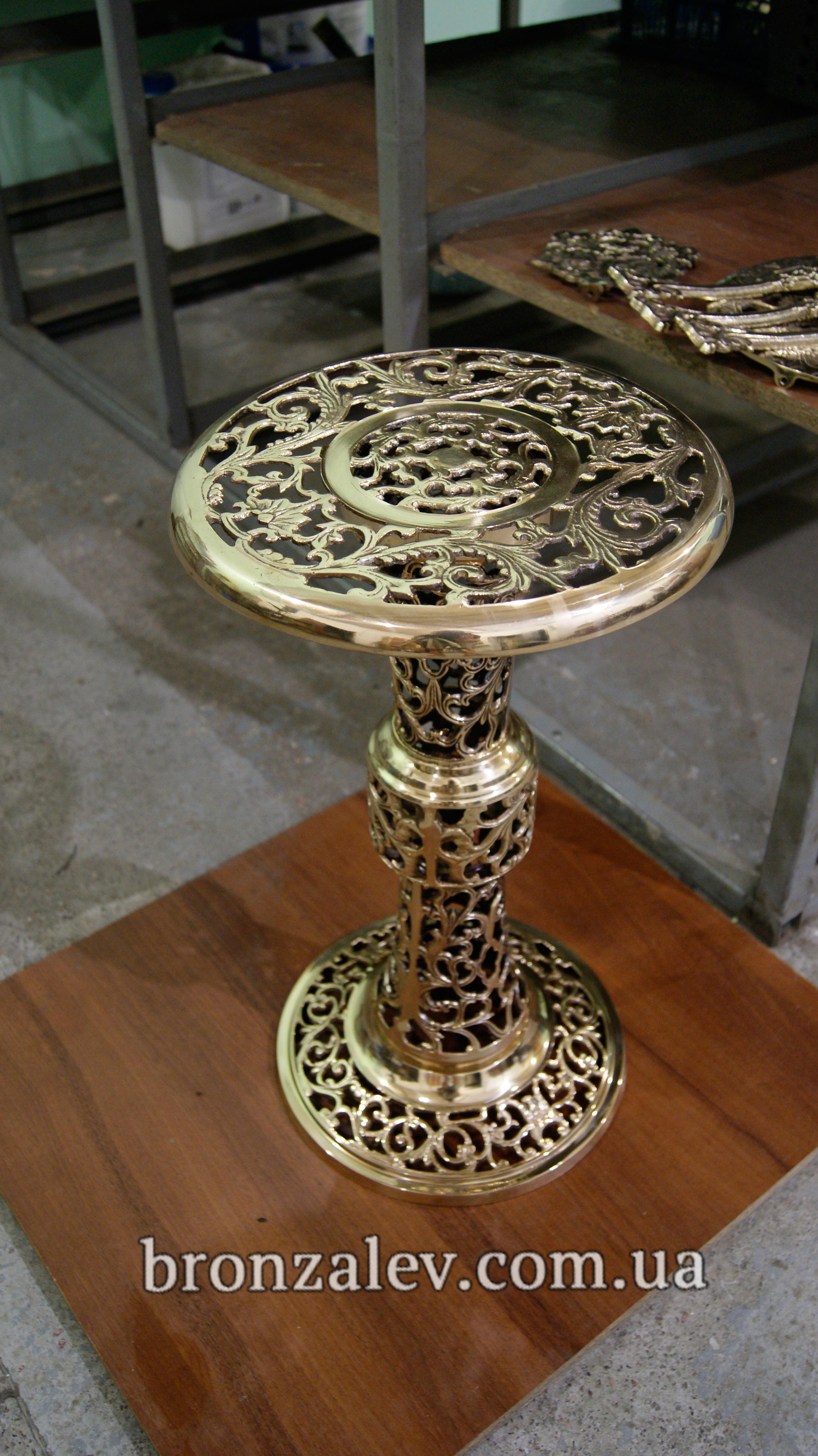 Реставрация бронзовых изделий
